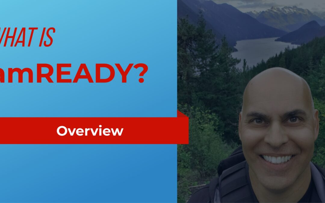 What is amREADY? – Introduction