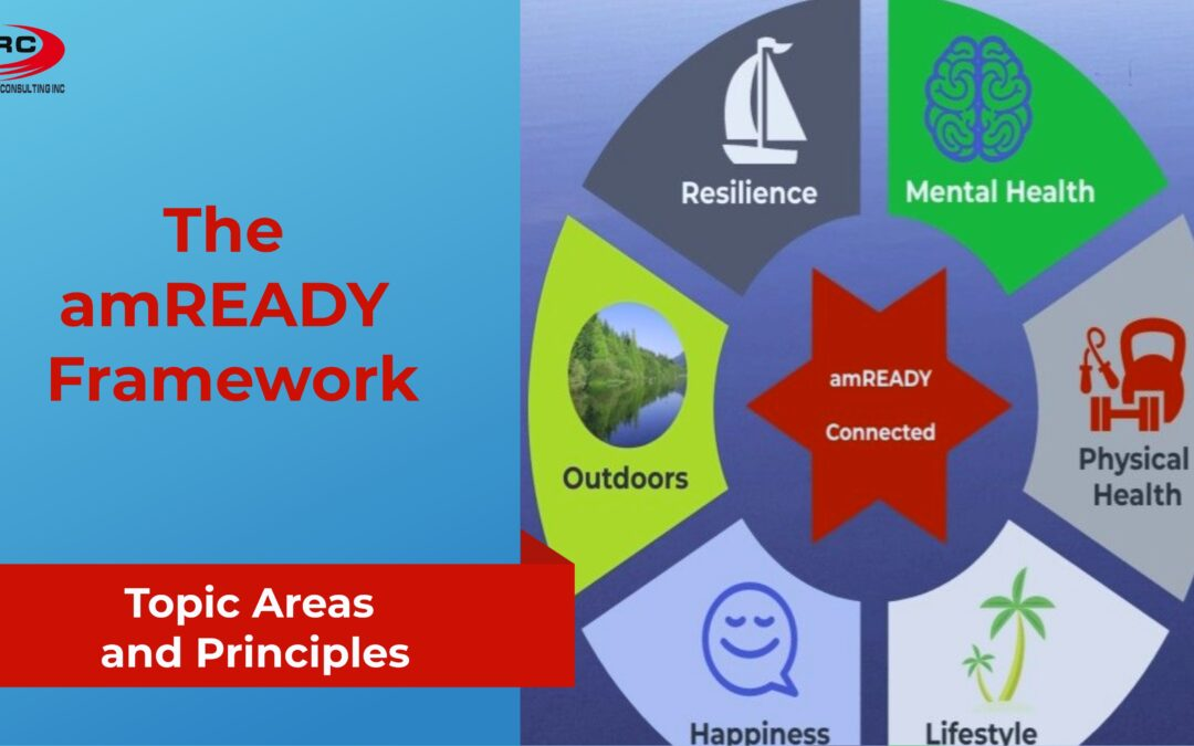 The framework that guides amREADY Consulting