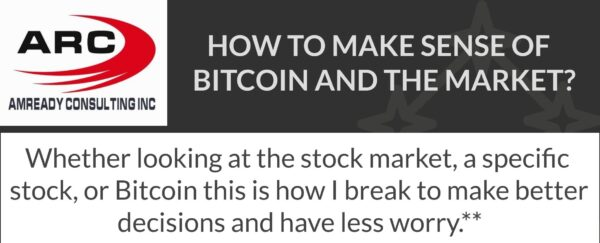 Fear of destabilized stock market and Bitcoin – my thoughts
